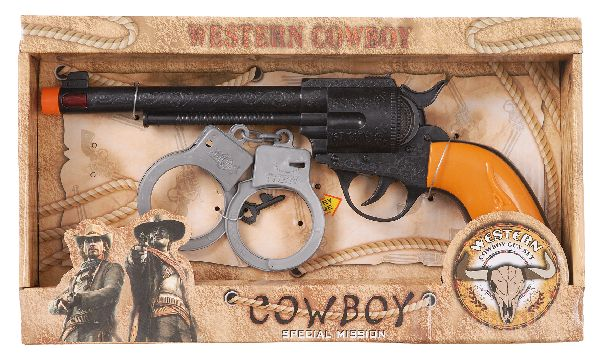 Gift Corral Western Pistol Set