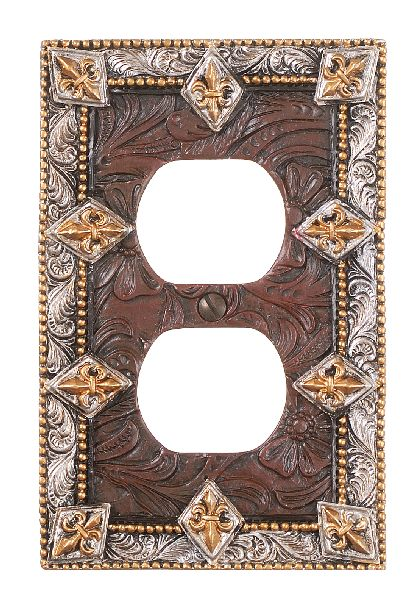 Gift Corral Western Outlet Cover