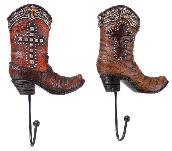 Gift Corral Boot Hooks - Set of 2