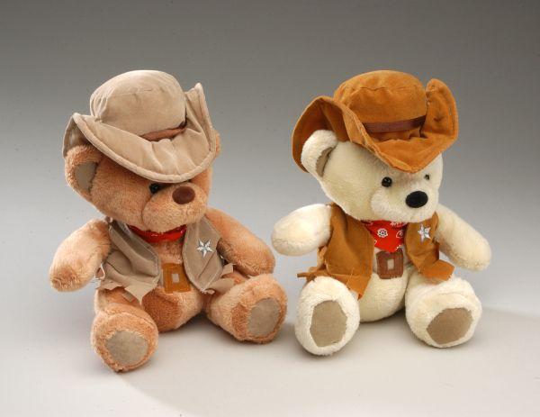 Gift Corral Cowboy Sheriff Bear