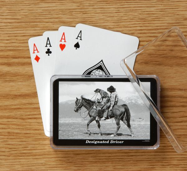 Designated Driver Playing Cards