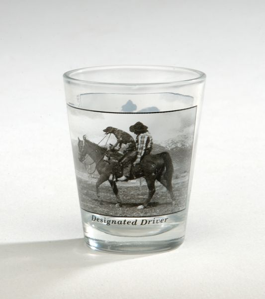 Designated Driver Shot Glass