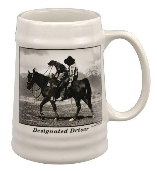 Designated Driver Stein
