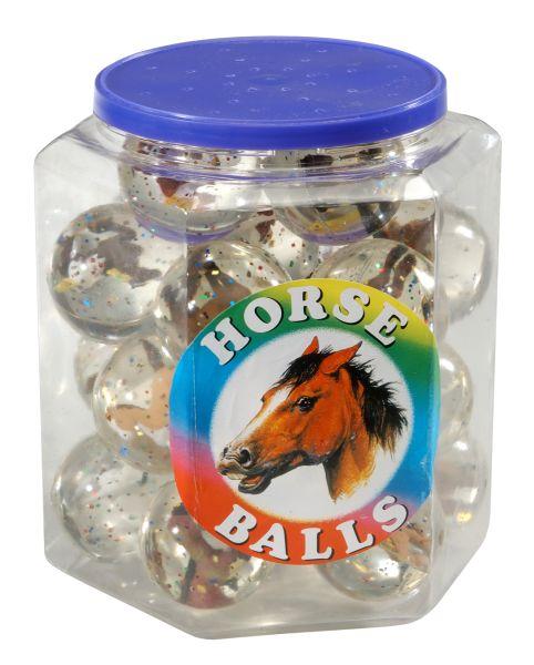 High Bounce Horse Balls