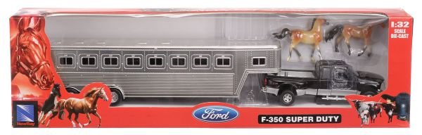 Gift Corral Ford F350 Truck and Trailer