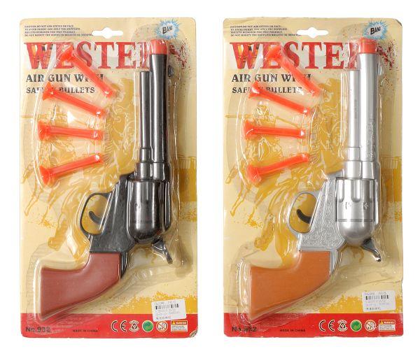 Western Dart Pistol