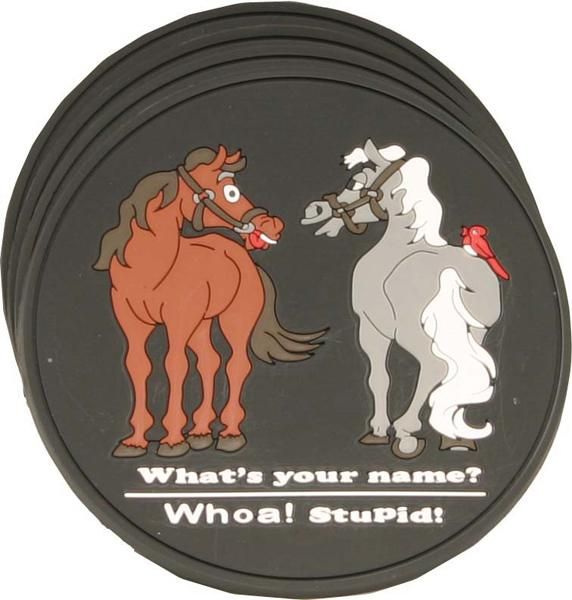 What's Your Name? Coaster Set