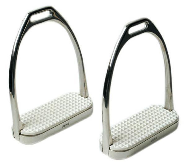 Korsteel Flex Stirrup Irons