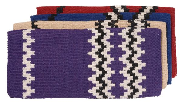 Tough-1 Pueblo Wool Super Saddle Blanket