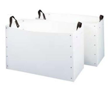 Weaver Polyethyene Pannier Box