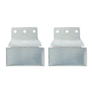Weaver All Metal Belvin Stirrup Buckles