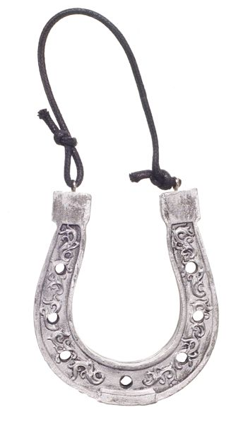 Gift Corral Horseshoe Ornament