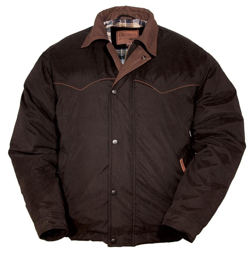 Outback Trading Men's Sydney Down Jacket