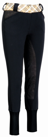 Baker Soft Shell Full Seat Breeches