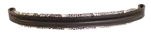 Perri's Faux Snakeskin Browband
