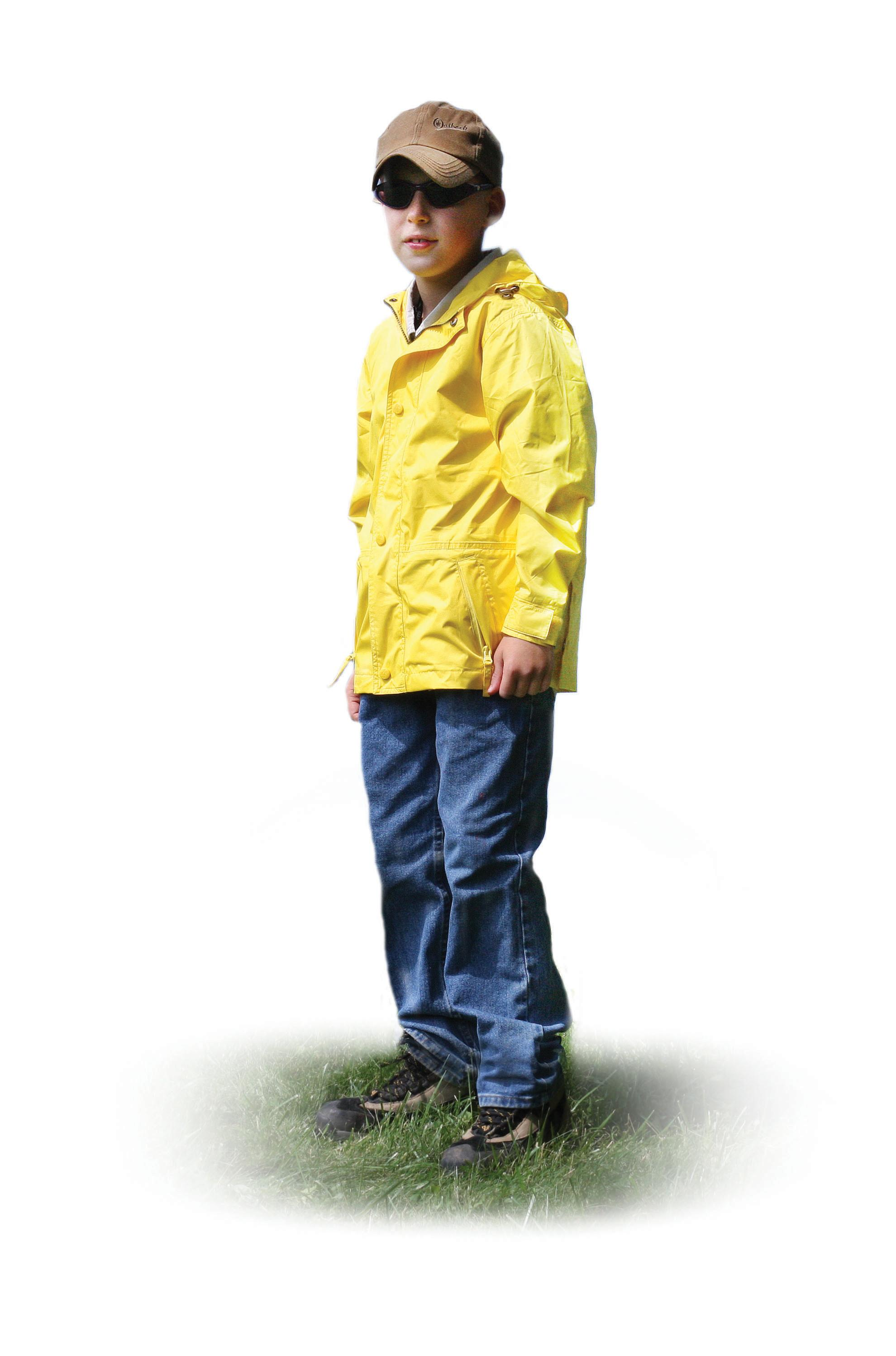 Outback Trading Child's Joey Pak-A-Roo Parka