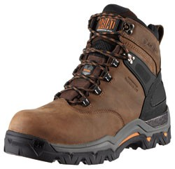 Ariat Men's Workhog Trek 6'' H2O CT
