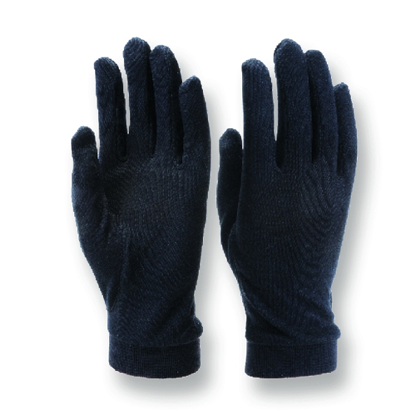 Silk Glove Liners - Pair