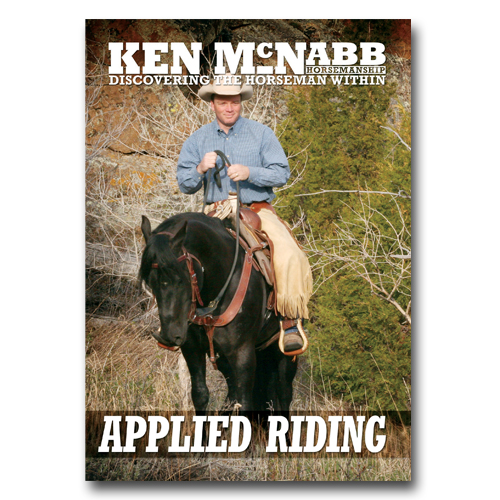 Professionals Choice Ken McNabb Applied Riding DVD