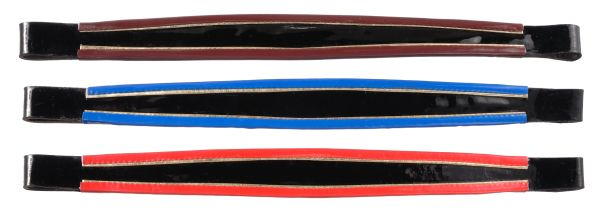 EquiRoyal Classy Contour Browband