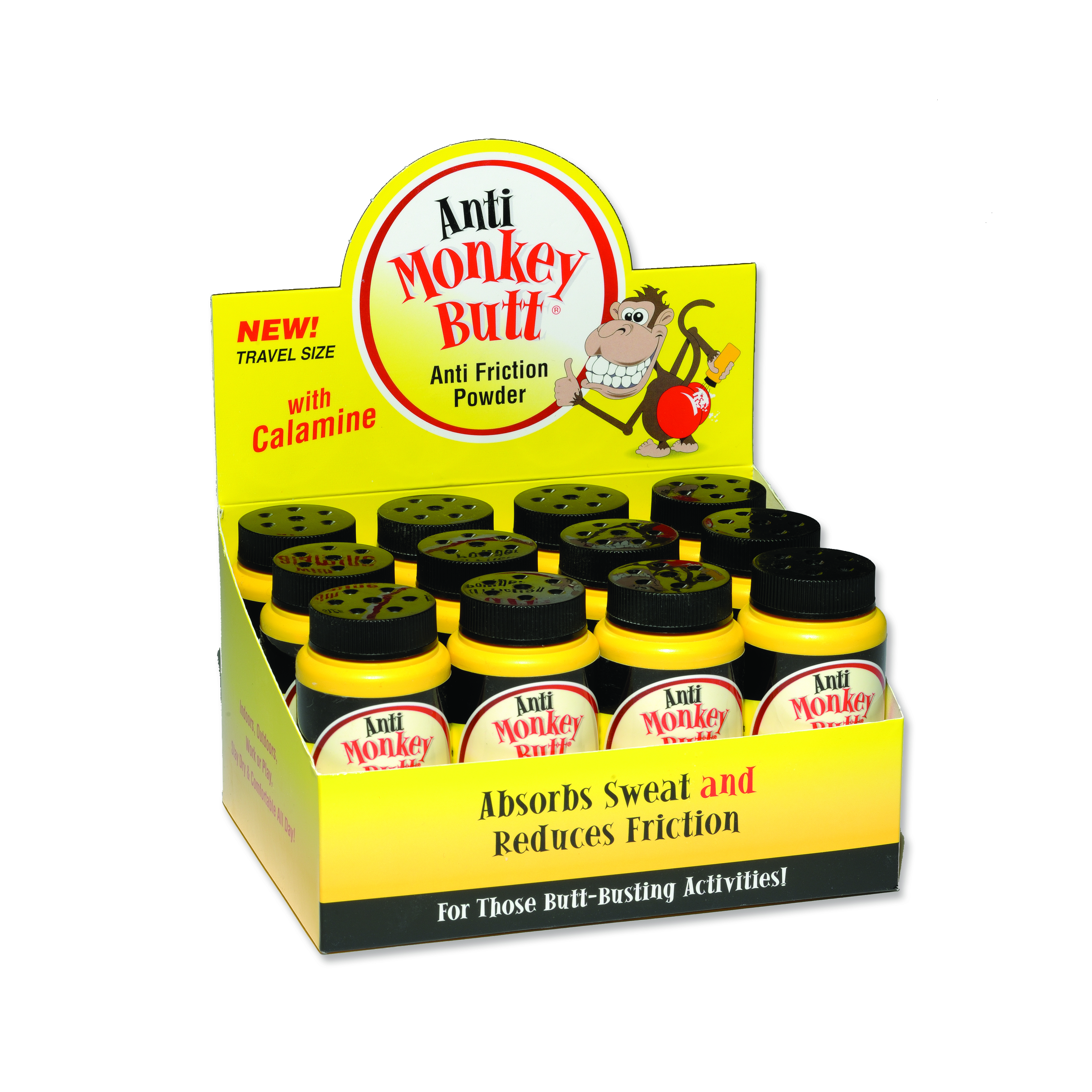 Anti Monkey Butt Powder - Trial Size