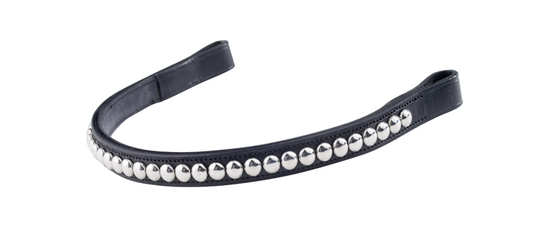 Ovation Browband Round Buttons