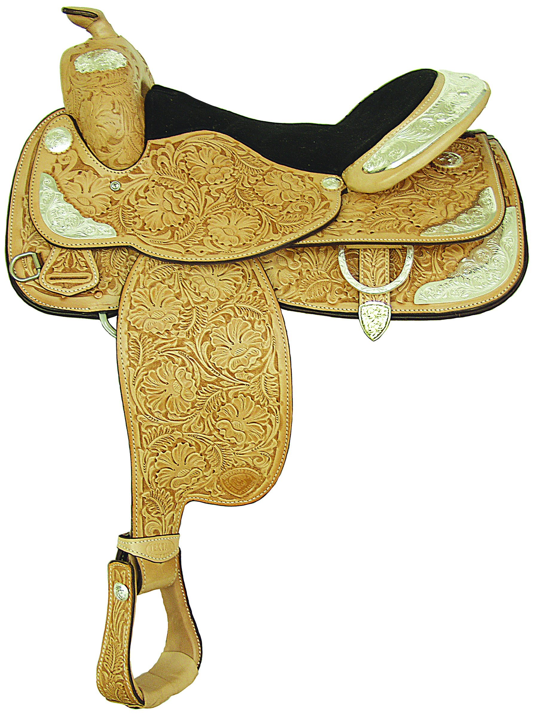 Tex Tan All American Show Saddle