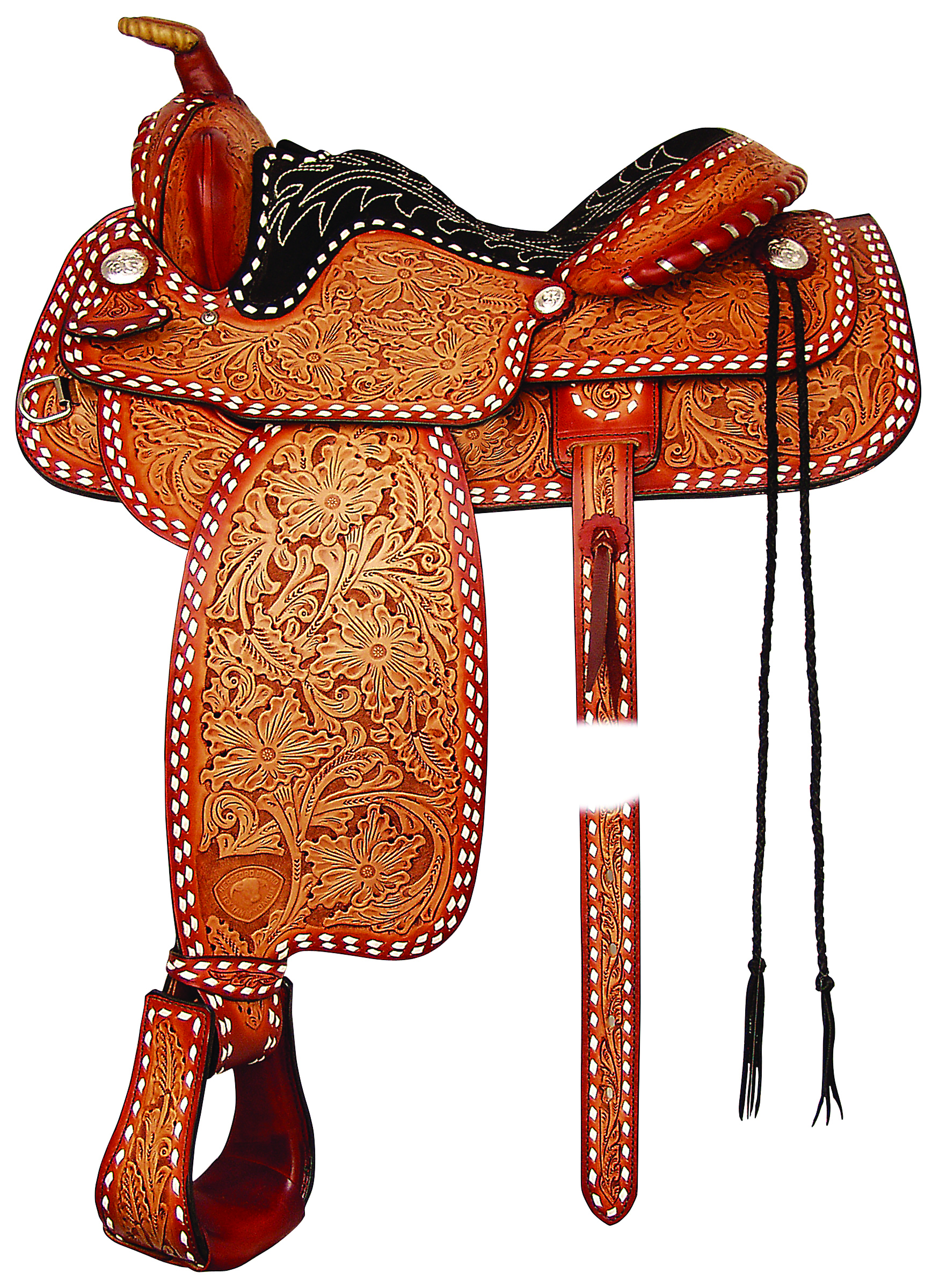 Tex Tan Madison Pleasure Saddle