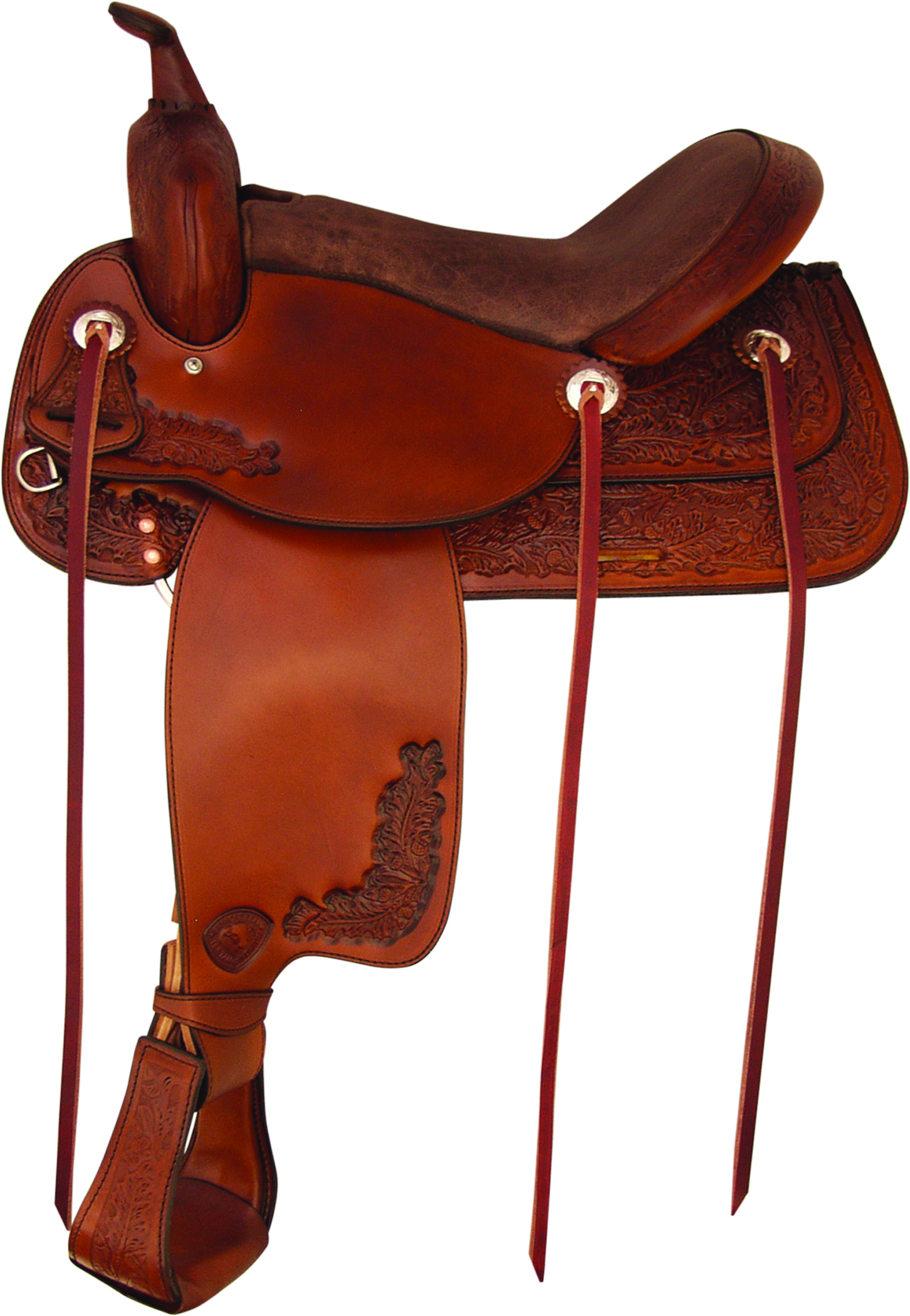 Tex Tan Pleasure Saddle