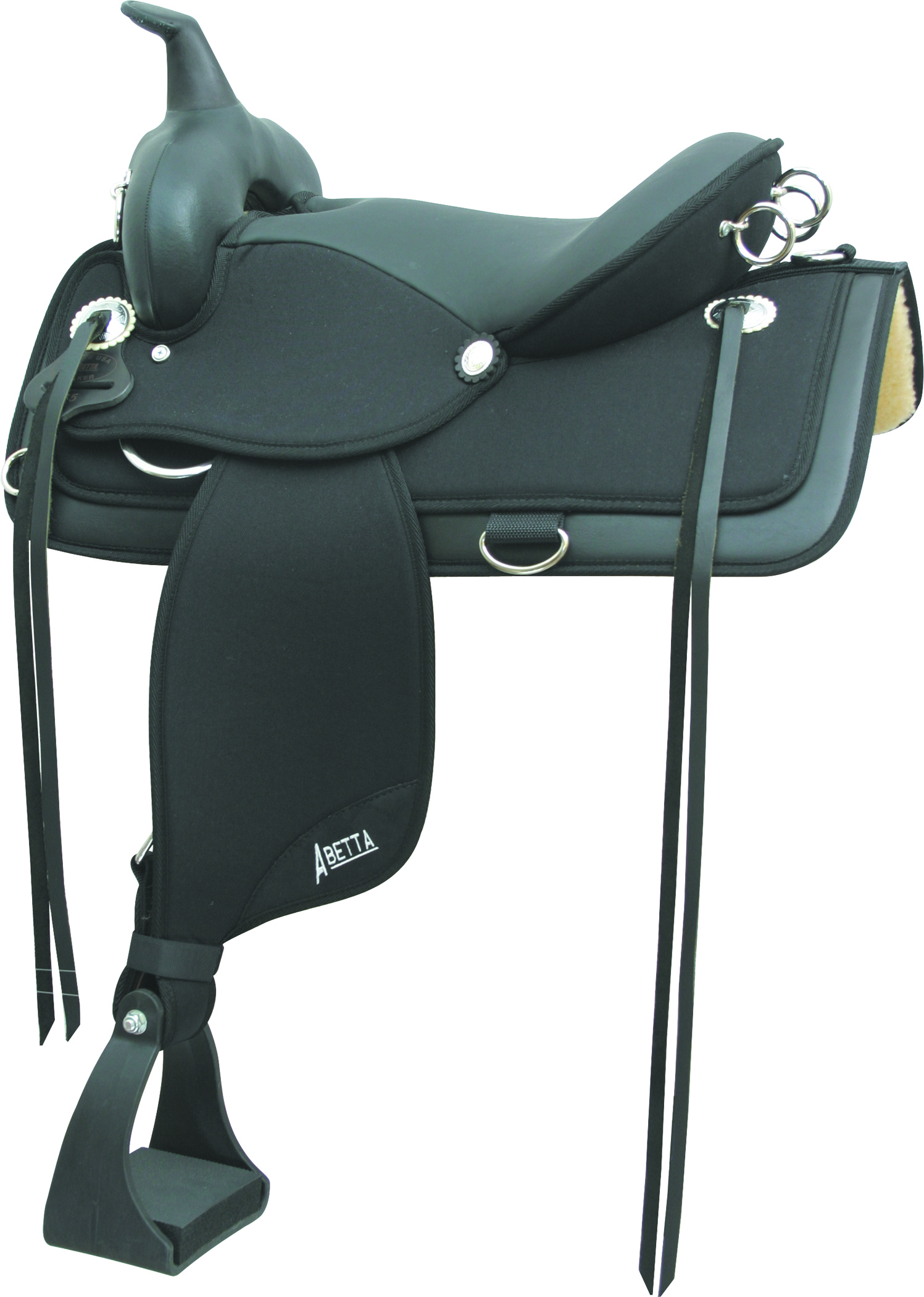 Abetta Brushpopper Trail Saddle