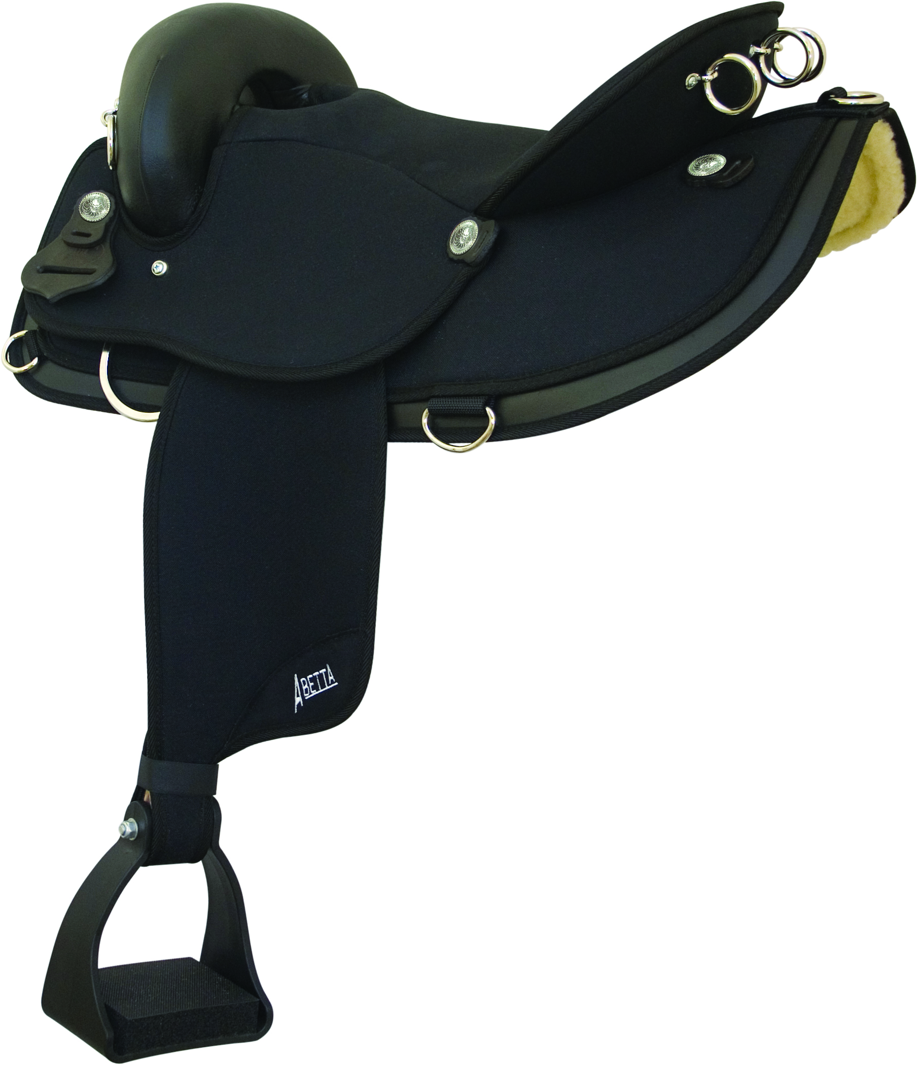 Abetta Gaited Flex Trail Saddle