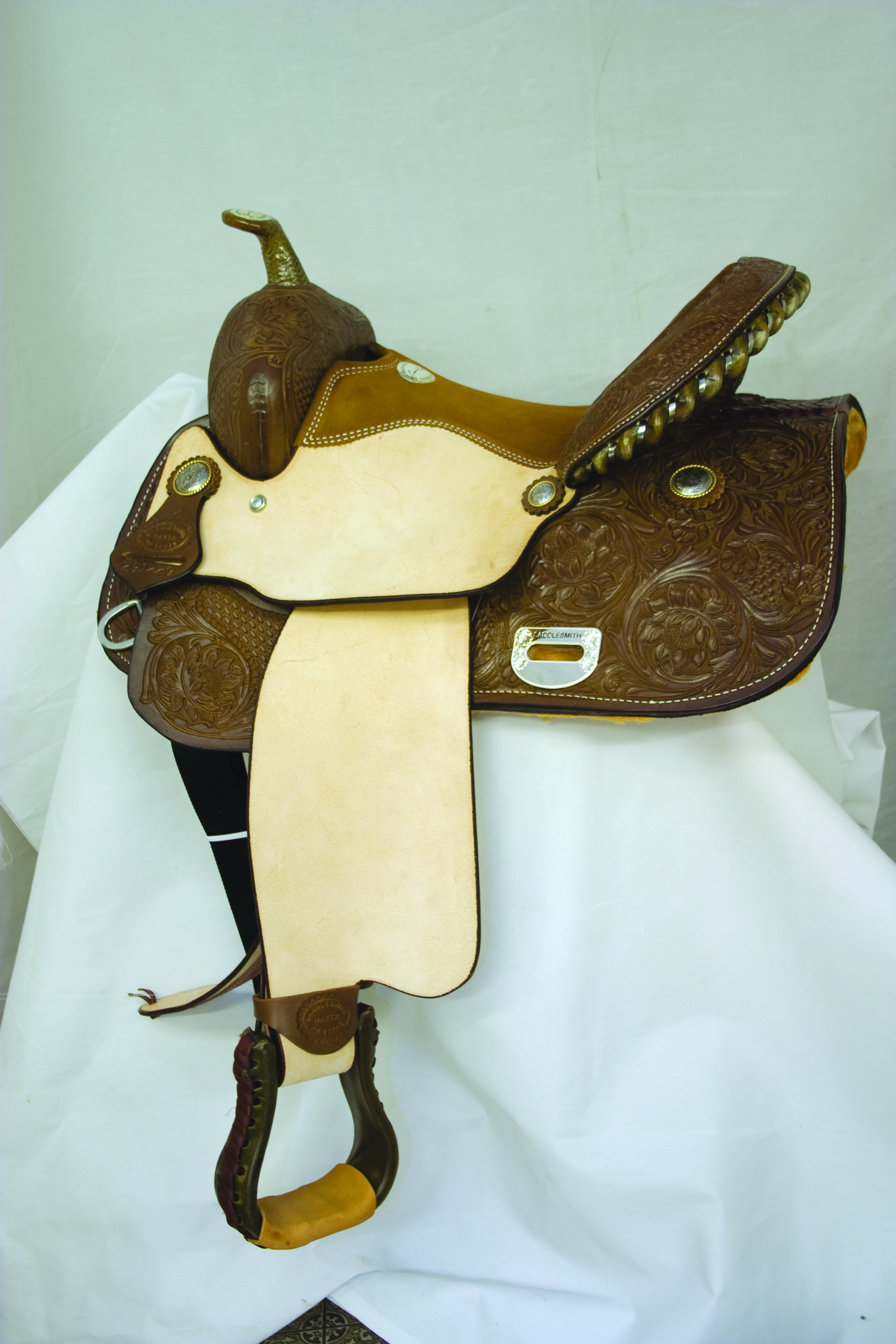 Billy Cook Saddlery Joak Racer