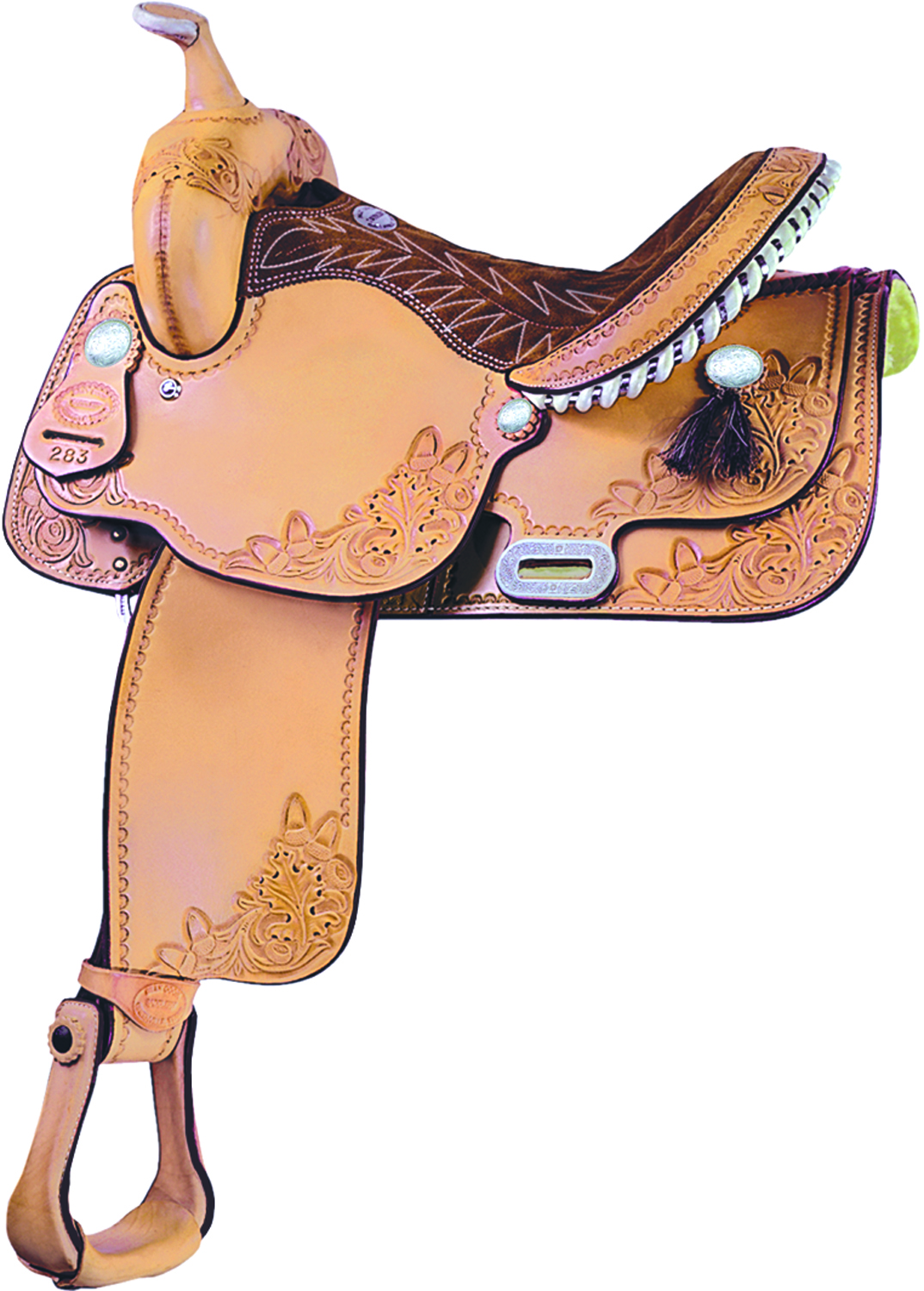 Billy Cook Saddlery Longhorn Pleasure Pkg