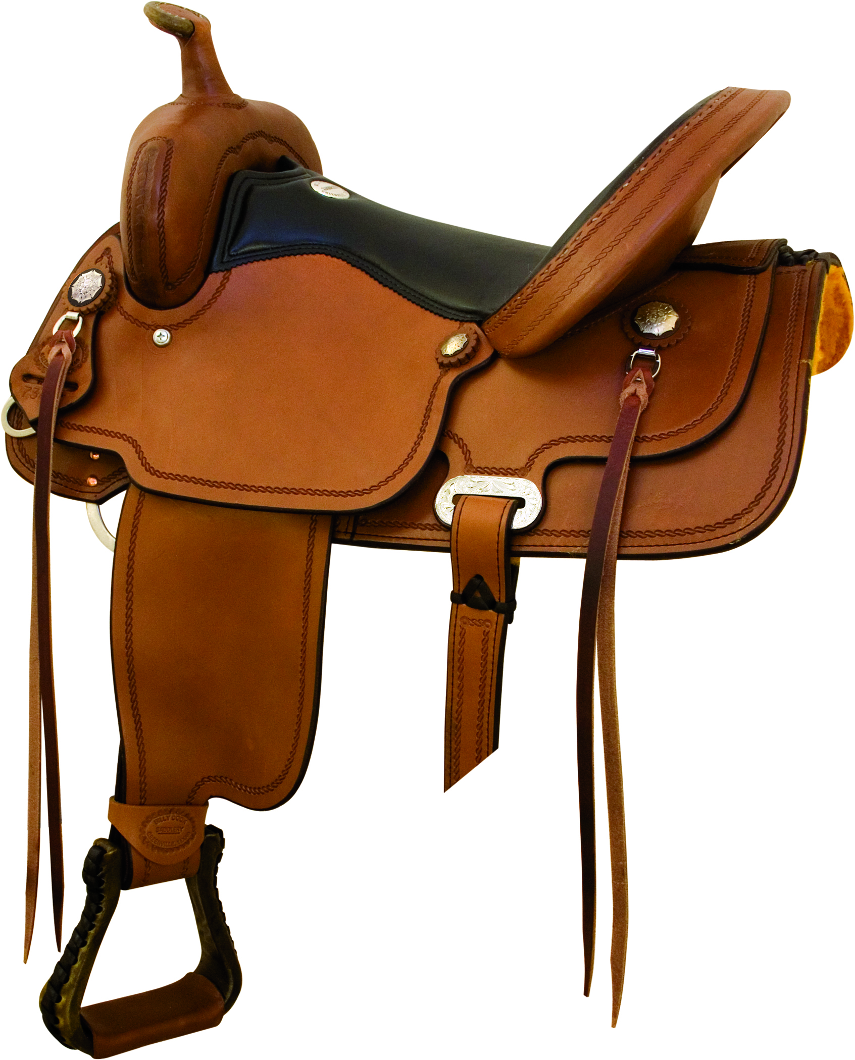 Billy Cook Saddlery Sierra Flex Trail
