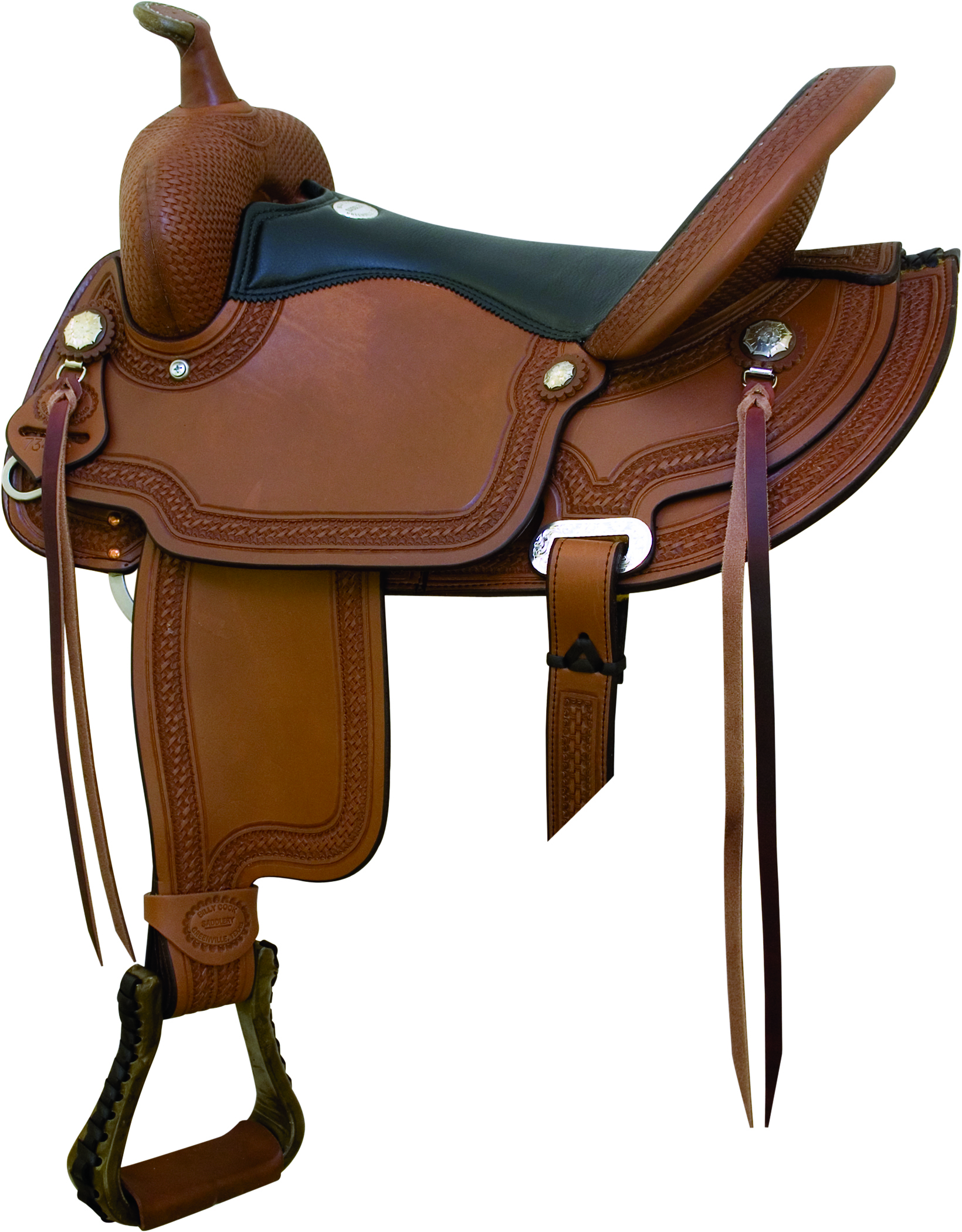 Billy Cook Saddlery Reno Flex Trail Saddle