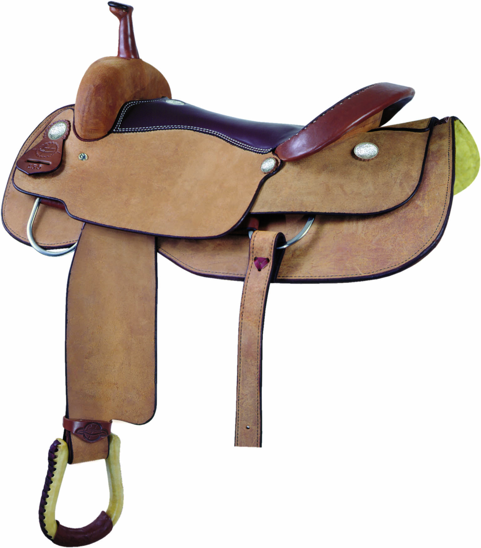 Billy Cook Saddlery Cutter Red River
