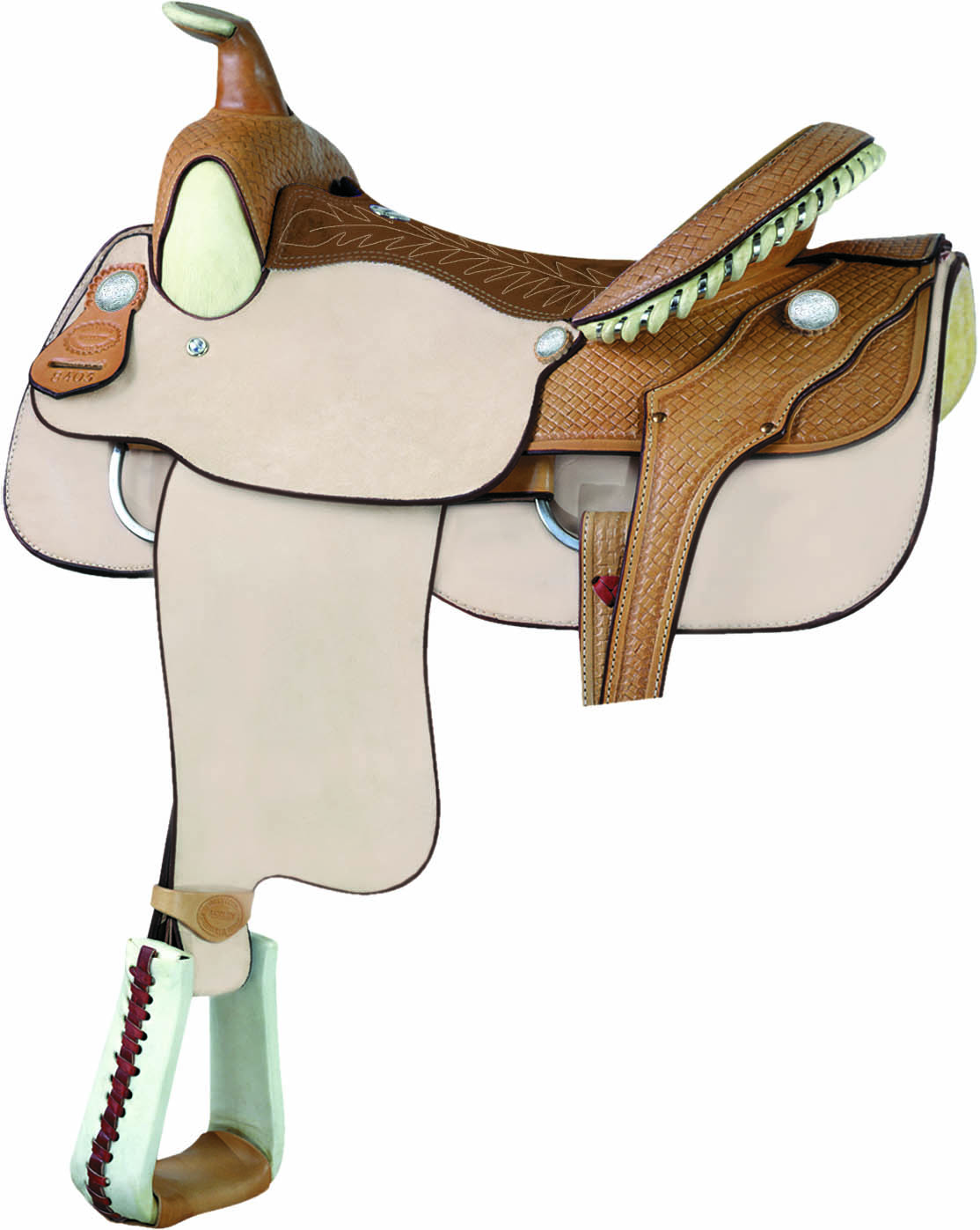 Billy Cook Saddlery Reno Roper
