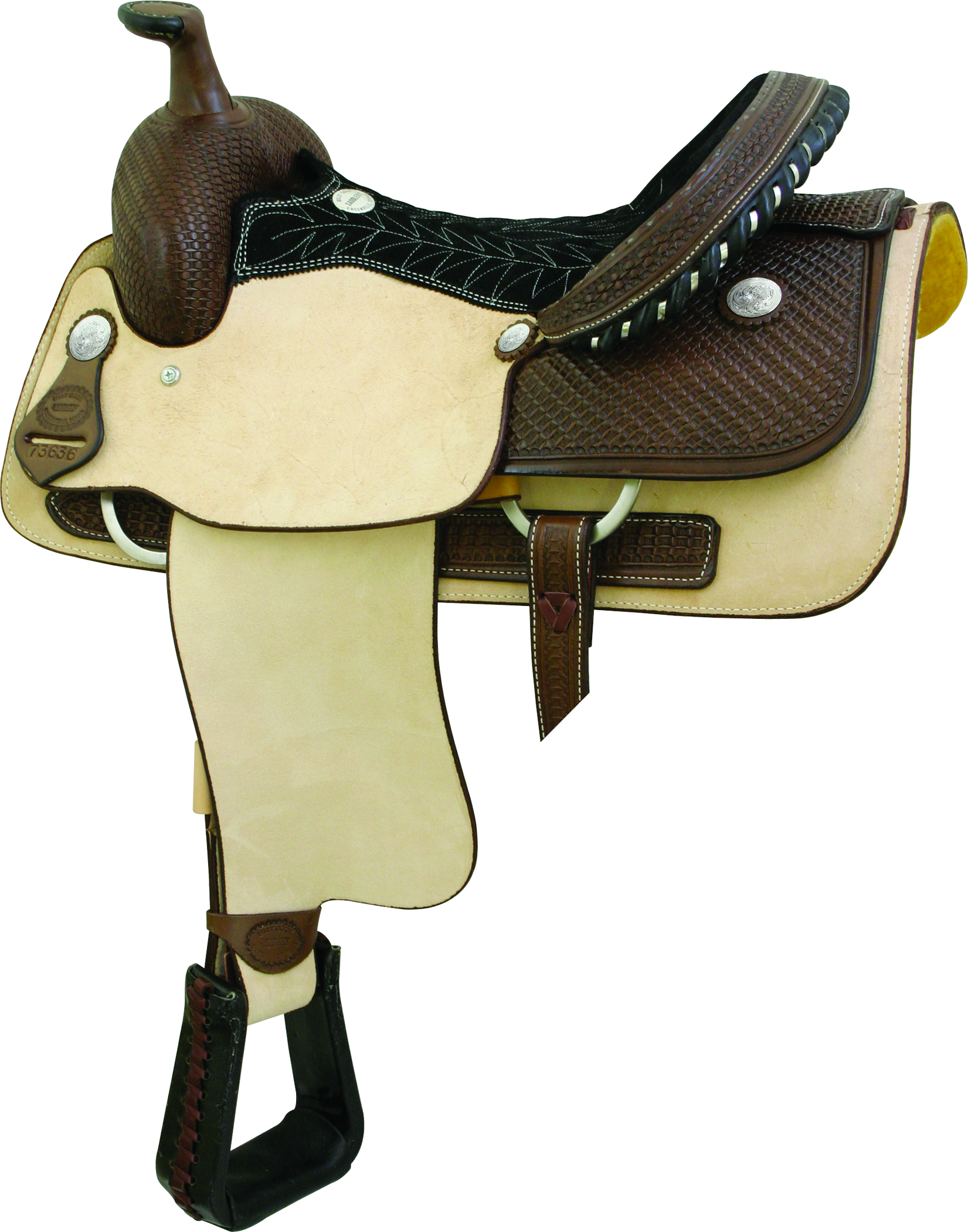 Billy Cook Saddlery Nocona Roper