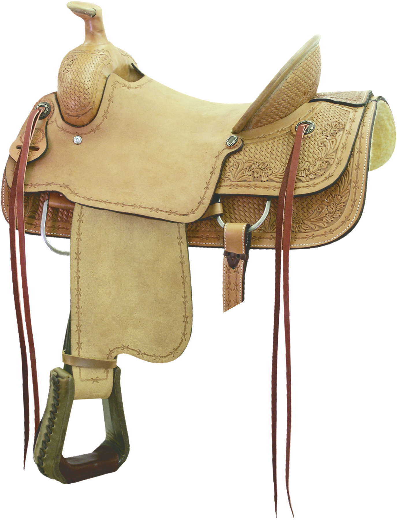 Billy Cook Saddlery Roanoke Rancher