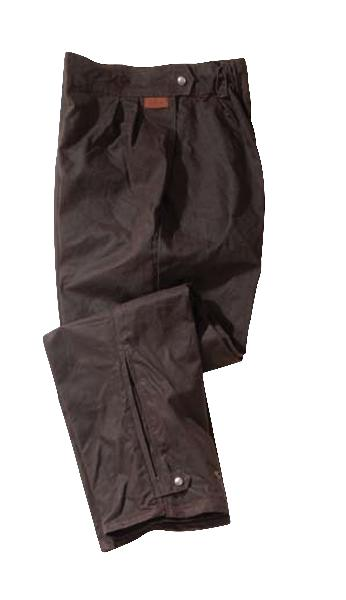 Outback Trading Oilskin Overpant