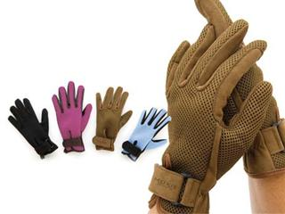 Moxie Air-Puff Riding Gloves
