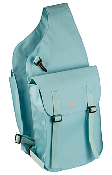 Lami-Cell Pastel Fashion Medium Saddle Bag