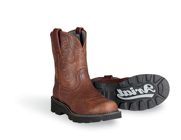 Ariat Woman's Fatbaby Saddle