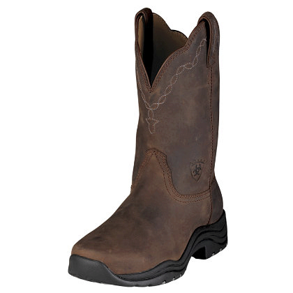 Ariat Ladies Terrain H2O Roper Boot