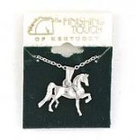 Finishing Touch Saddlebred Necklace