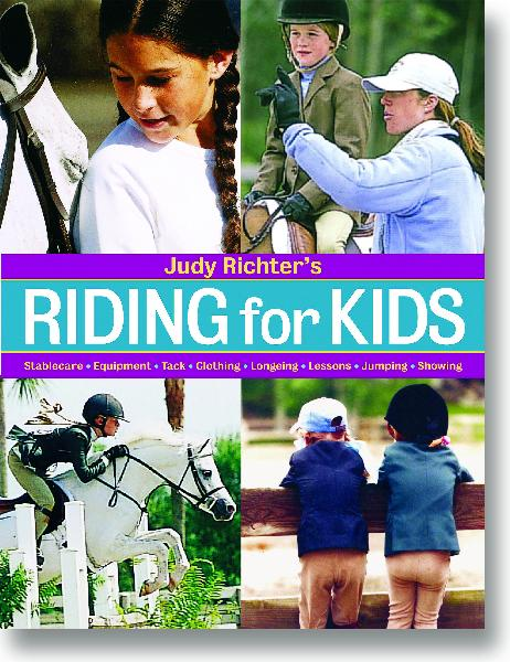 Riding for Kids Book