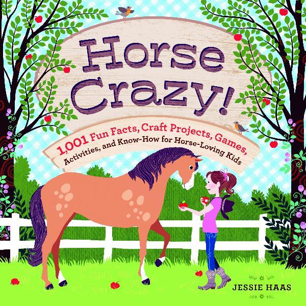 Horse Crazy Book