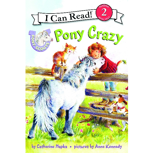 Pony Scout Children's Book - Pony Crazy
