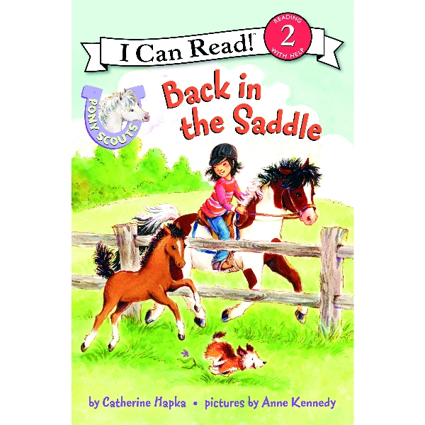 Pony Scout Children's Book - Back in the Saddle