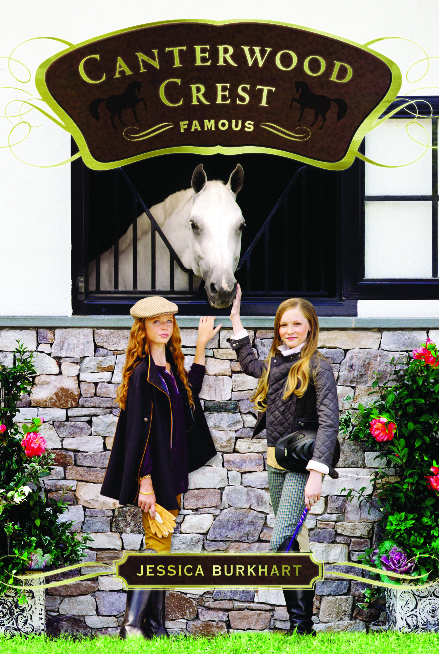 Famous, Book #18, Canterwood Crest Series